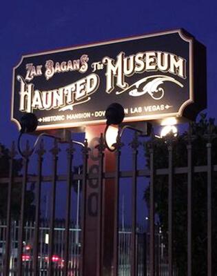 Zac Bagans' Haunted Museum